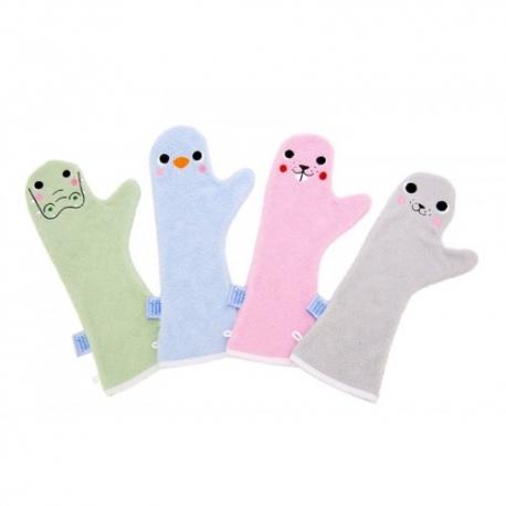 baby+shower+glove+zeehond+grijs