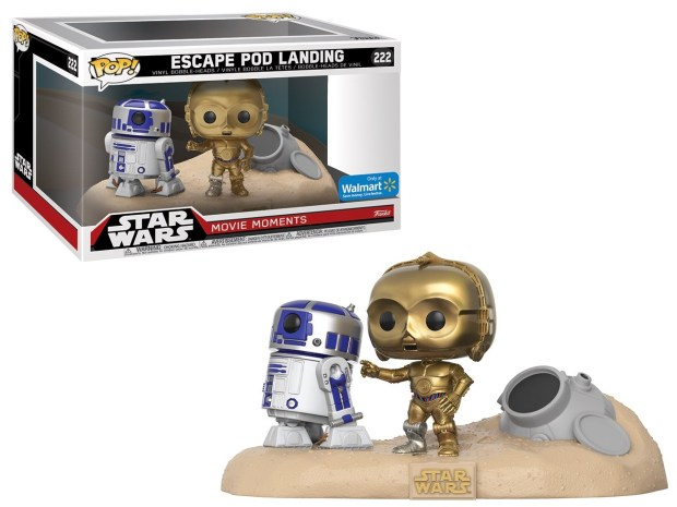 STAR_WARS_MOVIE_MOMENTS_POP_N_222_ESCAPE_POD_LANDING_funko_addict_games_shop