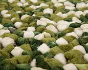 felted-woolen-yarn-rugs