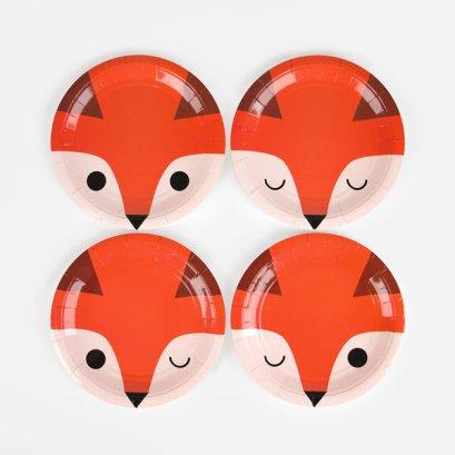 decoration-petites-assiettes-renard