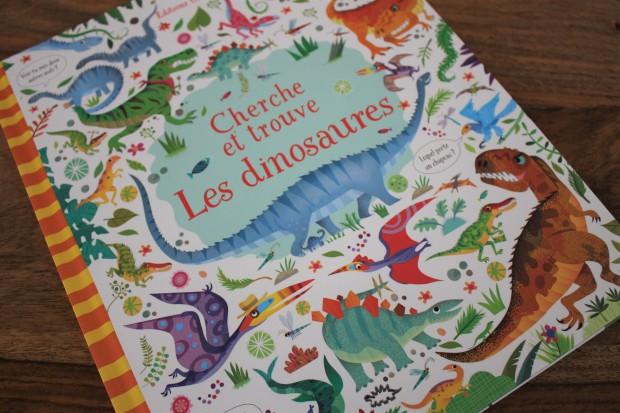 Cherche Et Trouve Les Dinosaures Maman Debordee Mais Comblee