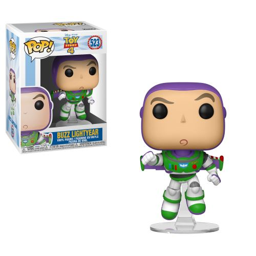 Figurine-Funko-Pop-Disney-Toy-Story-4-Buzz-l-Eclair