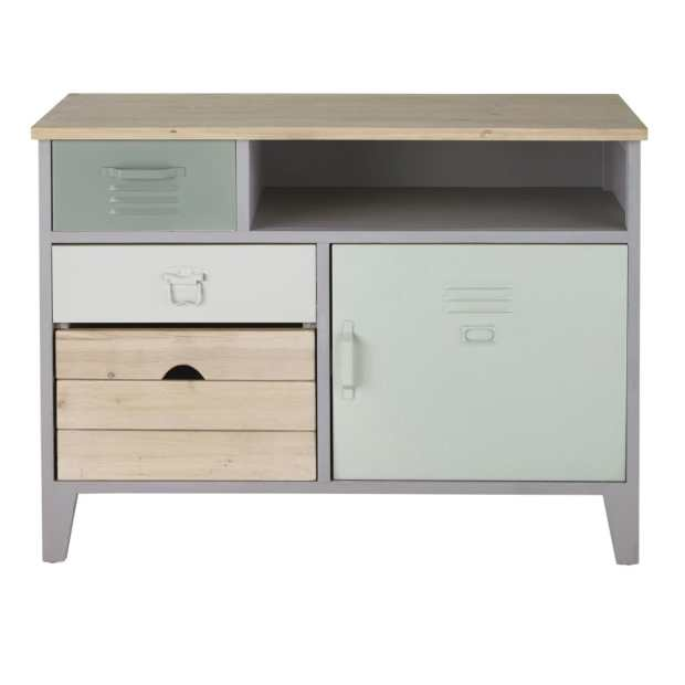 cabinet-de-rangement-3-tiroirs-1-porte-en-sapin-et-metal-1000-7-8-193569_1